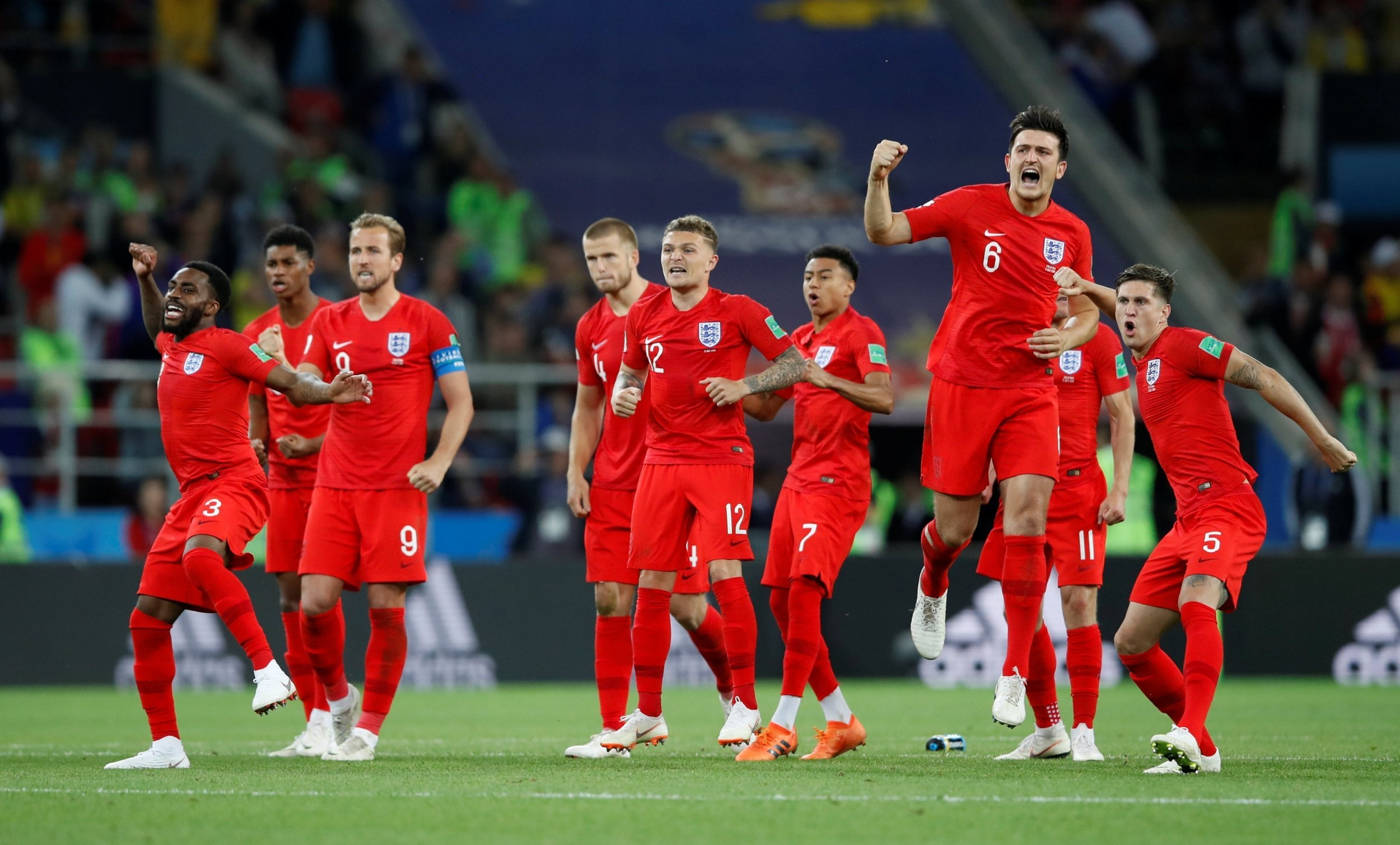 This image has an empty alt attribute; its file name is 2018-07-03t205354z-1561764495-rc1c81919a40-rtrmadp-3-soccer-worldcup-col-eng.jpg