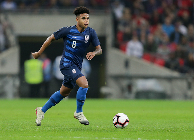 This image has an empty alt attribute; its file name is 20181115-mntveng-weston-mckennie.jpg