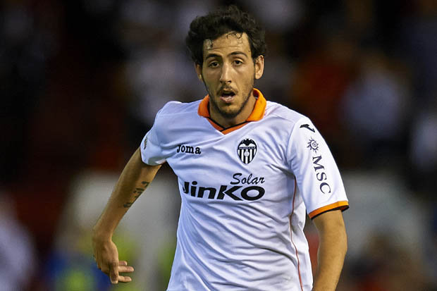 This image has an empty alt attribute; its file name is liverpool_dani_parejo-368566.jpg