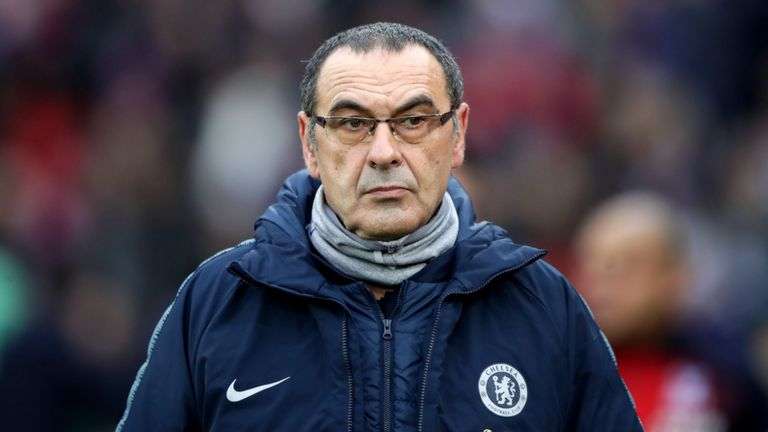 This image has an empty alt attribute; its file name is skysports-maurizio-sarri-chelsea_4552216.jpg